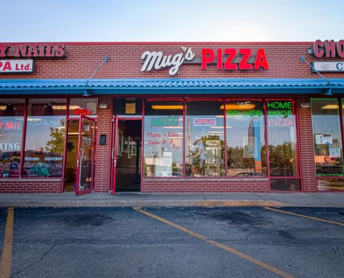 Mugs Pizza and Ribs | Chicago